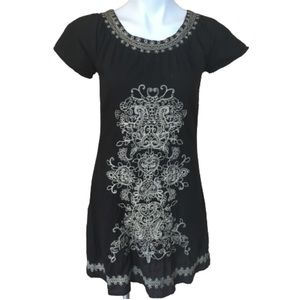 Cute Options Embroidered Dress
